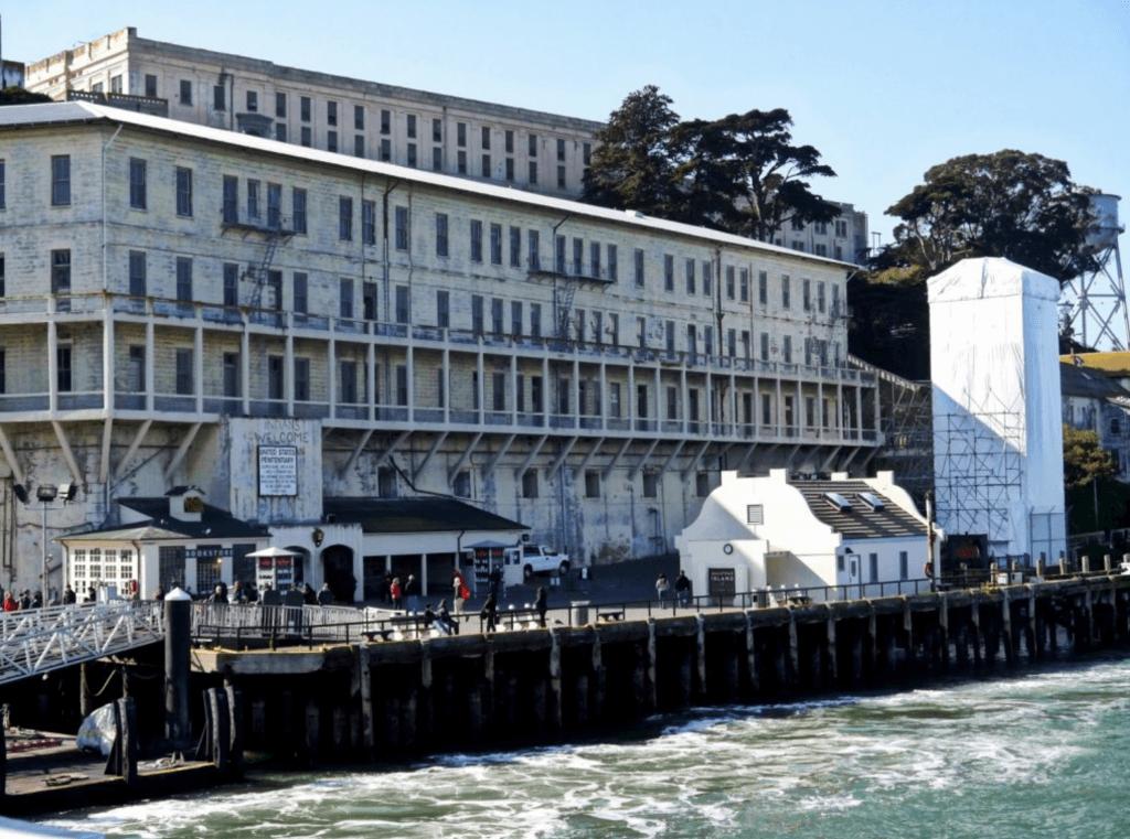 Visiting Alcatraz Island