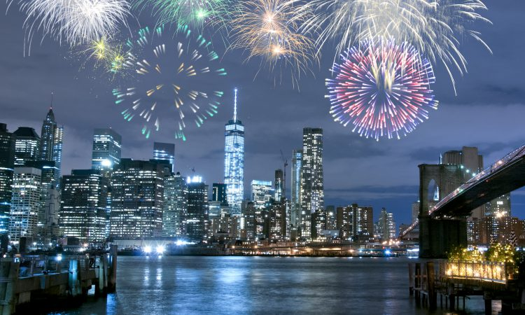New Year's Eve NYC