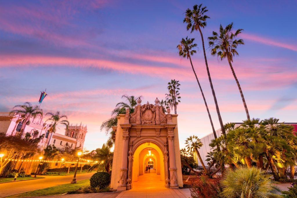 Balboa Park is one of the best things to do in San Diego with teenagers.
