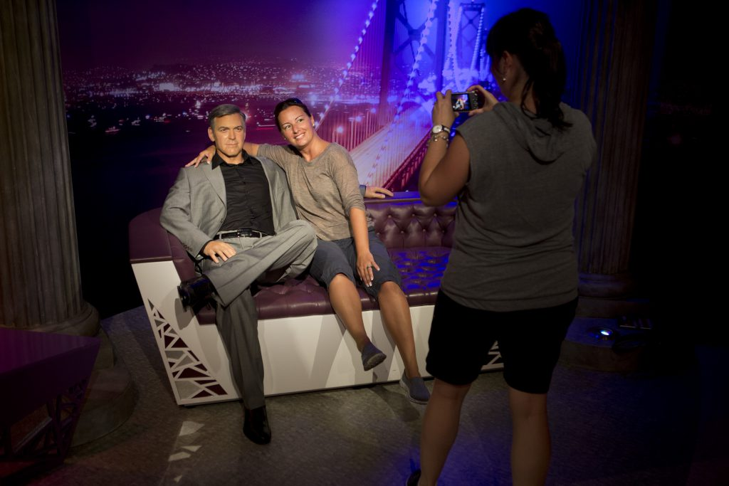 Madame Tussauds at Fisherman's Wharf