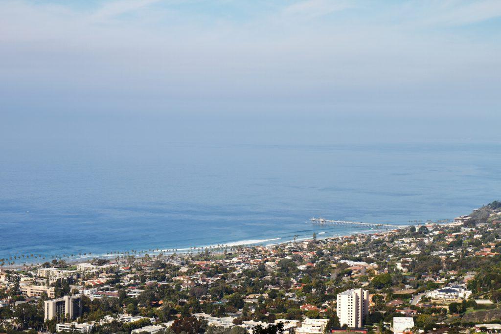 Views from Mount Soledad