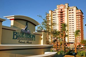 Stay at the Blue Heron Beach Resort, one of the closest Orlando hotels to theme parks