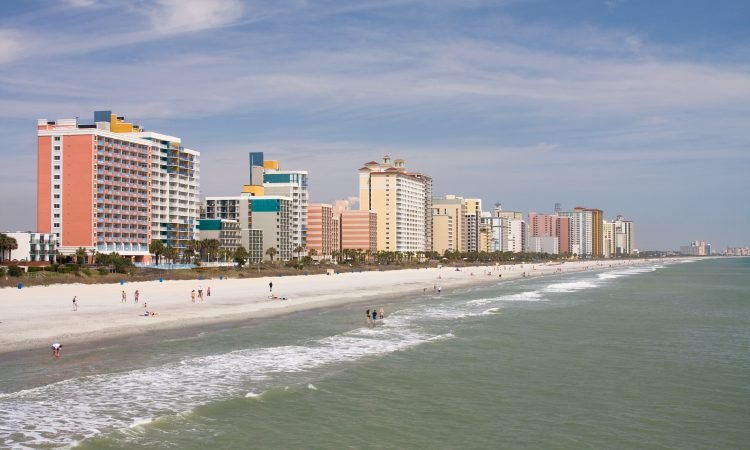 Myrtle Beach hotels with free parking
