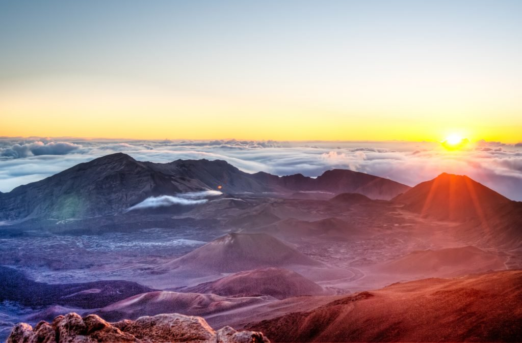 Haleakala National Park is among the affordable activities in Maui.