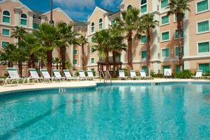 Reserve your stay at the Hawthorn Suites by Wyndham Lake Buena Vista
