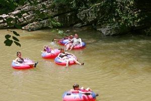 River Romp Tubes and Kayak Rentals