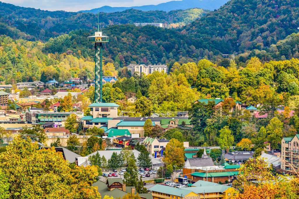 Explore the sights on your Gatlinburg honeymoon