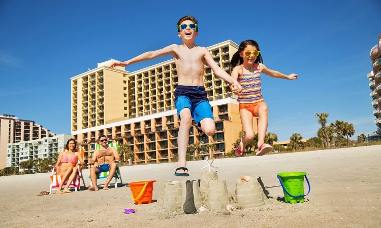 Myrtle Beach resorts for families