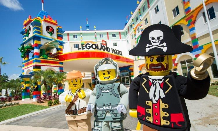 Hotels near LEGOLAND Orlando