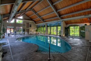 Willow Brook Lodge is among the Pigeon Forge hotels with indoor pool