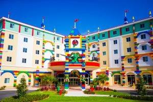 The LEGOLAND Florida Hotel is among the hotels near LEGOLAND Orlando