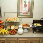 The Comfort Suites is one of the Myrtle Beach hotels with a free breakfast