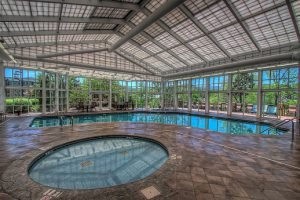 The RiverStone Resort & Spa is one of the Pigeon Forge hotels with indoor pool