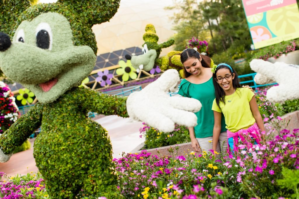 Some of the best Disney World events are in the spring