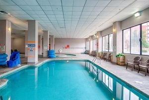 The Park Tower Inn is among the Pigeon Forge hotels with an indoor pool