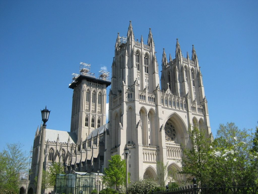 The Washington Cathedral is a stunningly beautiful free things to do in Washington DC activity.