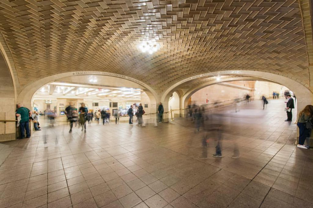 Hidden Gems in NYC include the Whispering Gallery in Grand Central