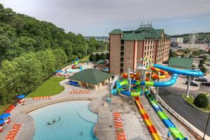 Country Cascades Waterpark is one of the best places to stay in Pigeon Forge