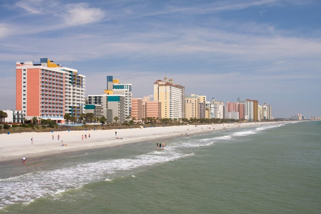 Myrtle Beach offers affordable family beach vacations