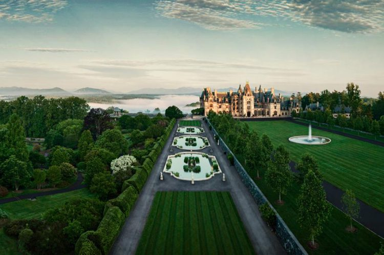 Biltmore Estate is among the best Pigeon Forge museums