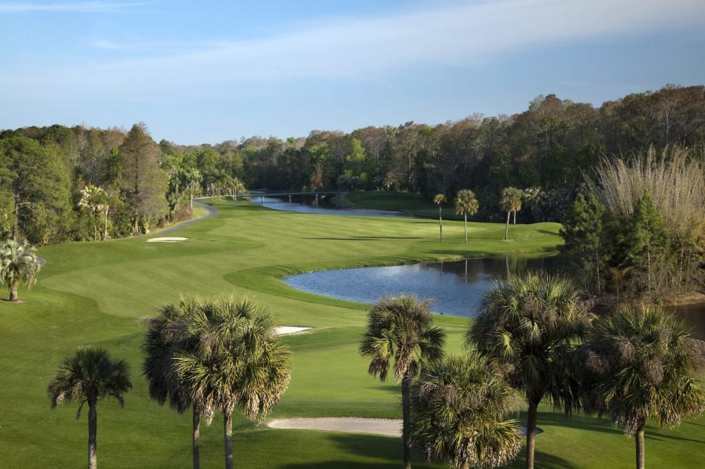 Visit any of the top Orlando golf courses during your trip