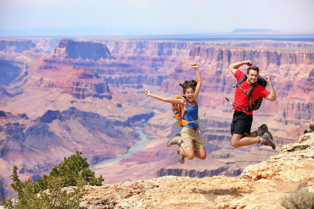 Visit the Grand Canyon with your significant other