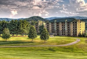 RiverStone Resort & Spa is one of the best places to stay in Pigeon Forge