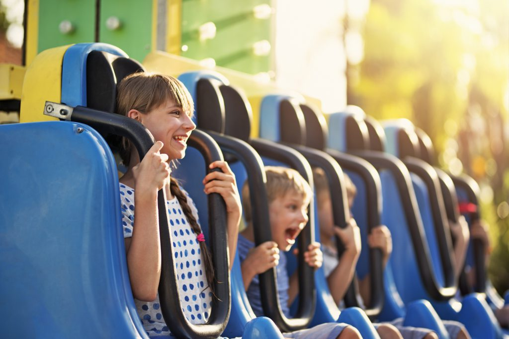 Visiting Theme Parks with Kids