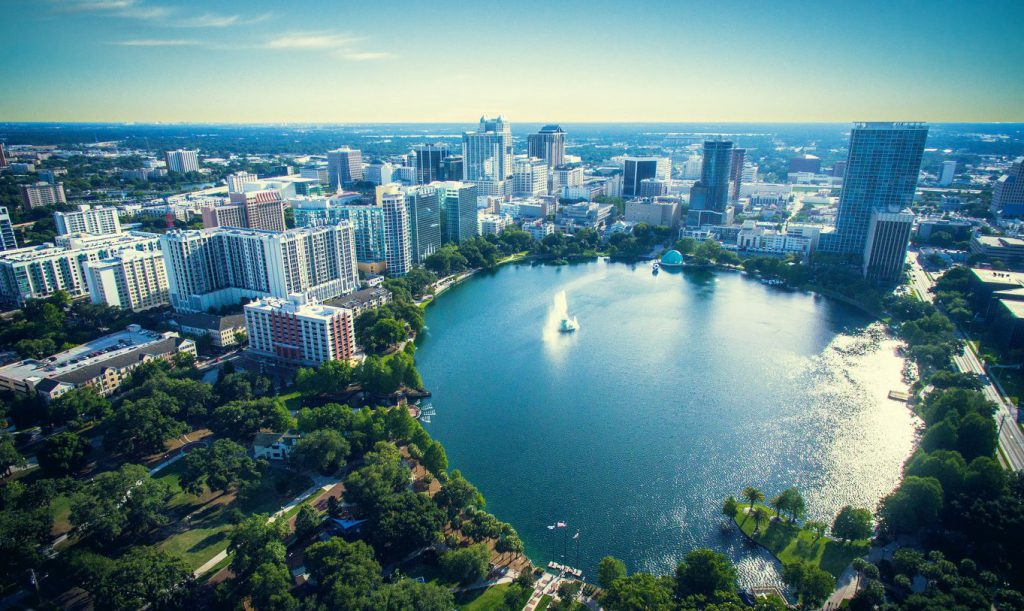 Spend 3 days in Orlando exploring the city