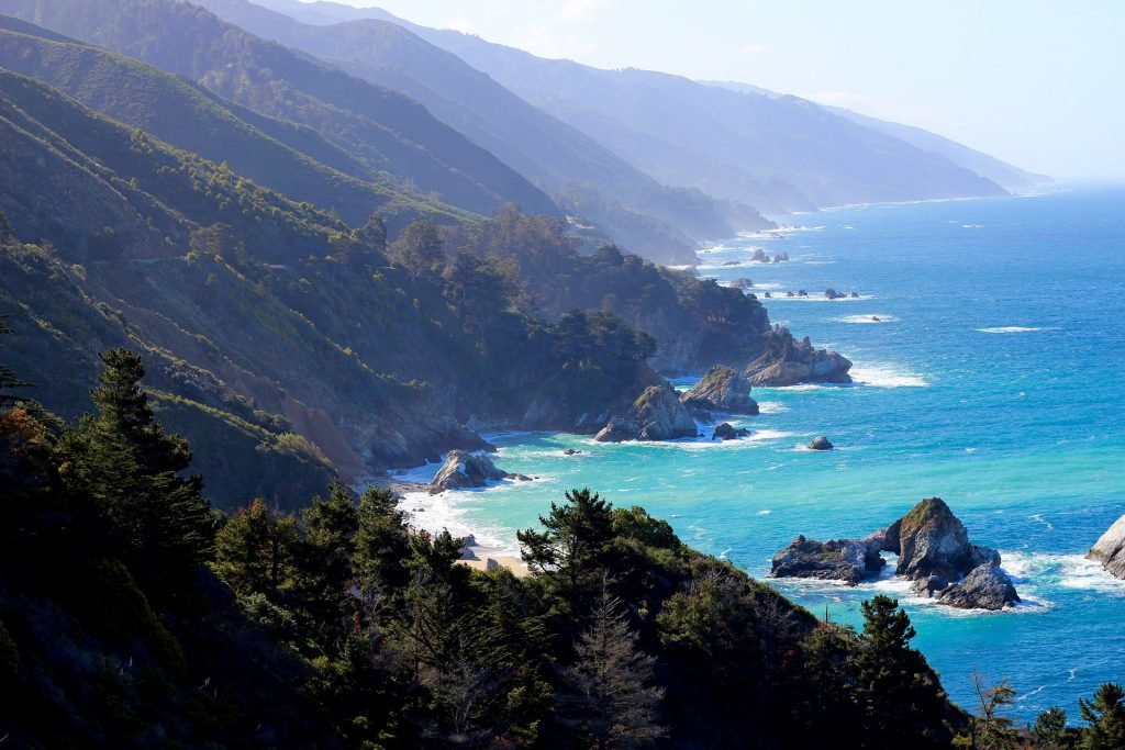 Big Sur is also among the best day trips from San Francisco