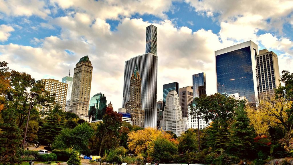 Visiting Central Park is one of the best things to do when going to New York City on a budget.