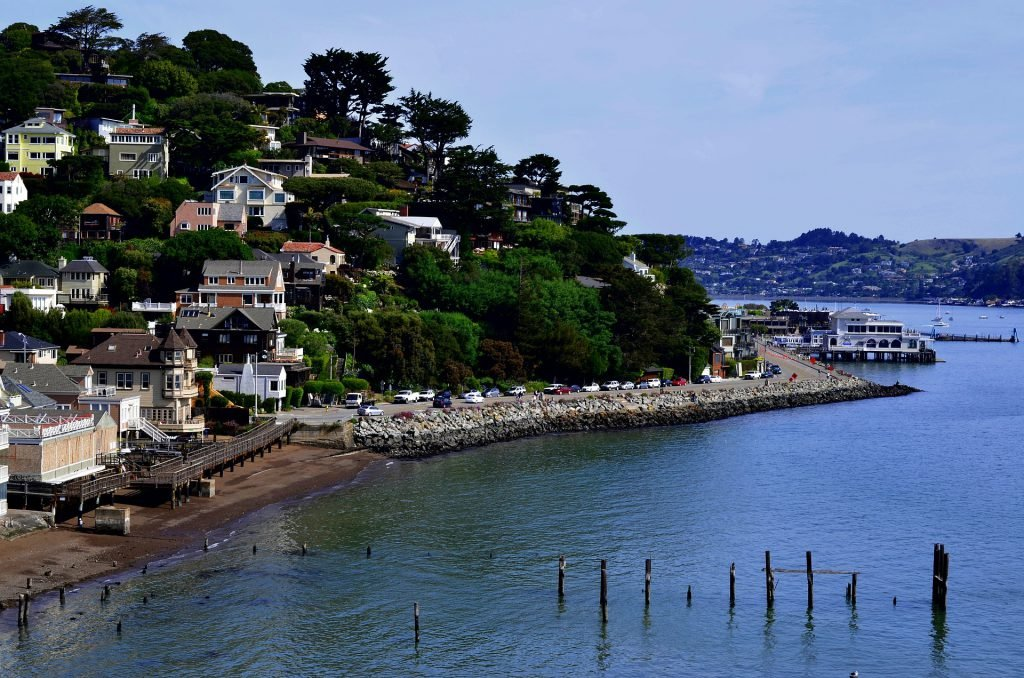One of the top day trips from San Francisco is Sausalito