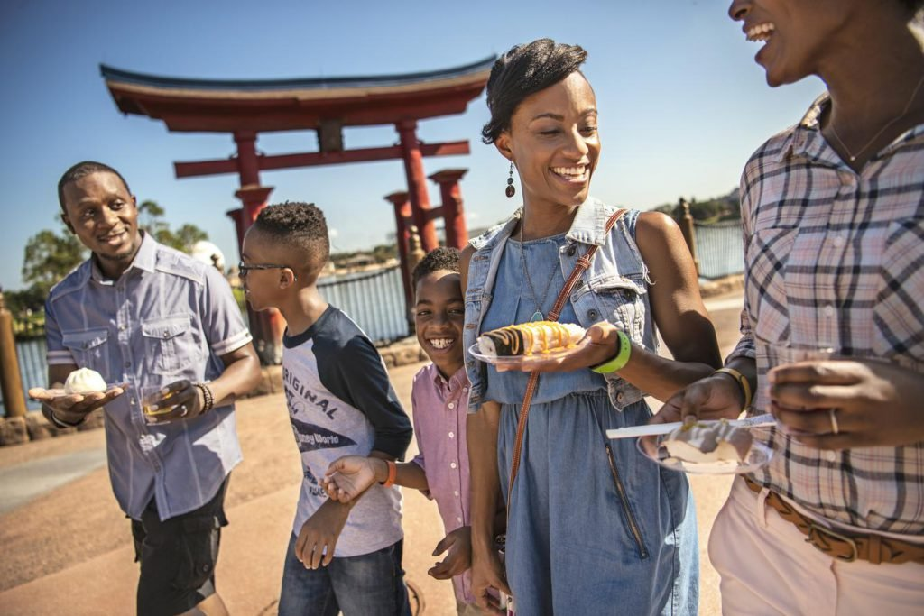 Discover new cuisines at the Epcot International Food & Wine Festival