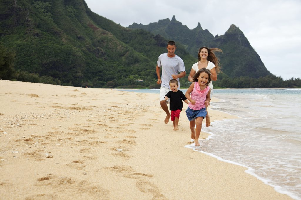 Best Hawaiian Island for Kids