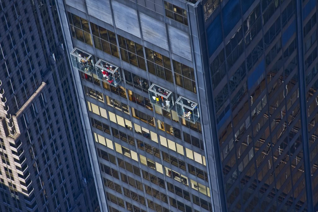 Do you consider observation decks to be among the top Chicago tourist traps