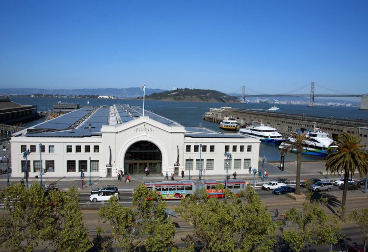 Enjoy the Exploratorium together as one of the things to do in San Francisco for couples