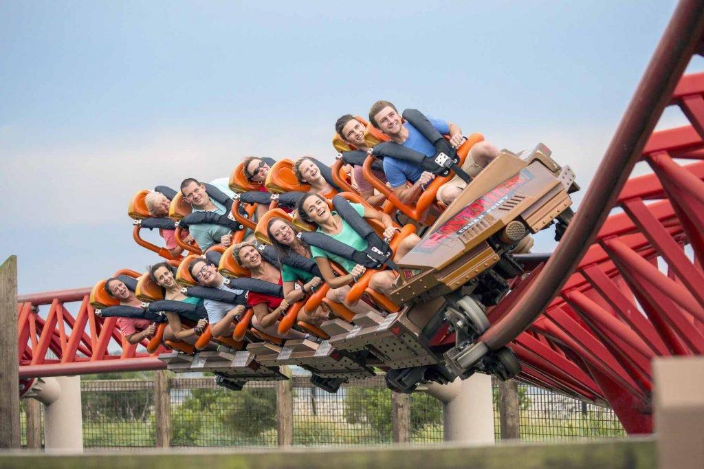 Cedar Point is among the best Sandusky attractions