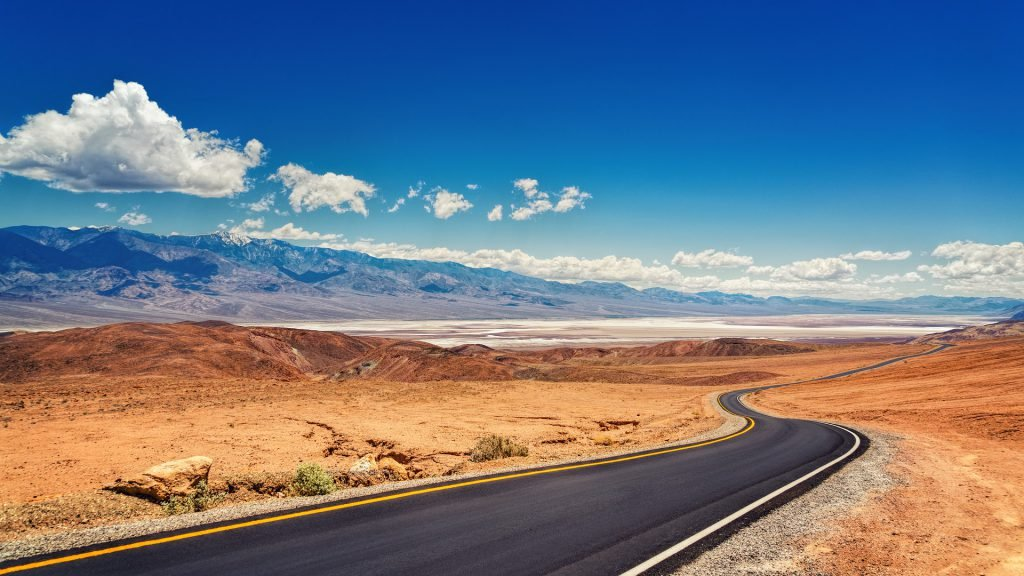 Another of the best day trips from Las Vegas is Death Valley National Park