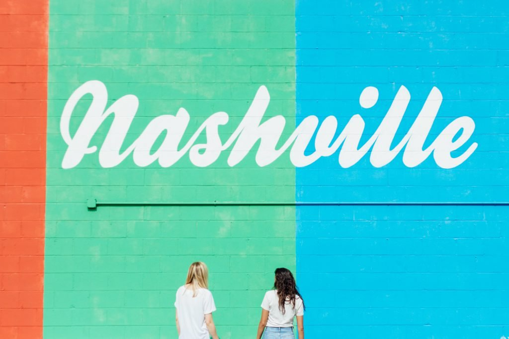 Discovering Nashville's murals is among the top free things to do in Nashville