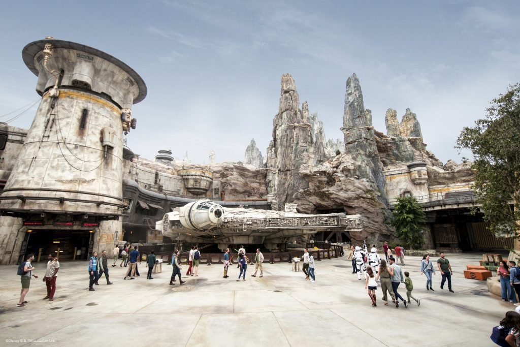 Star Wars: Galaxy's Edge at Disney World