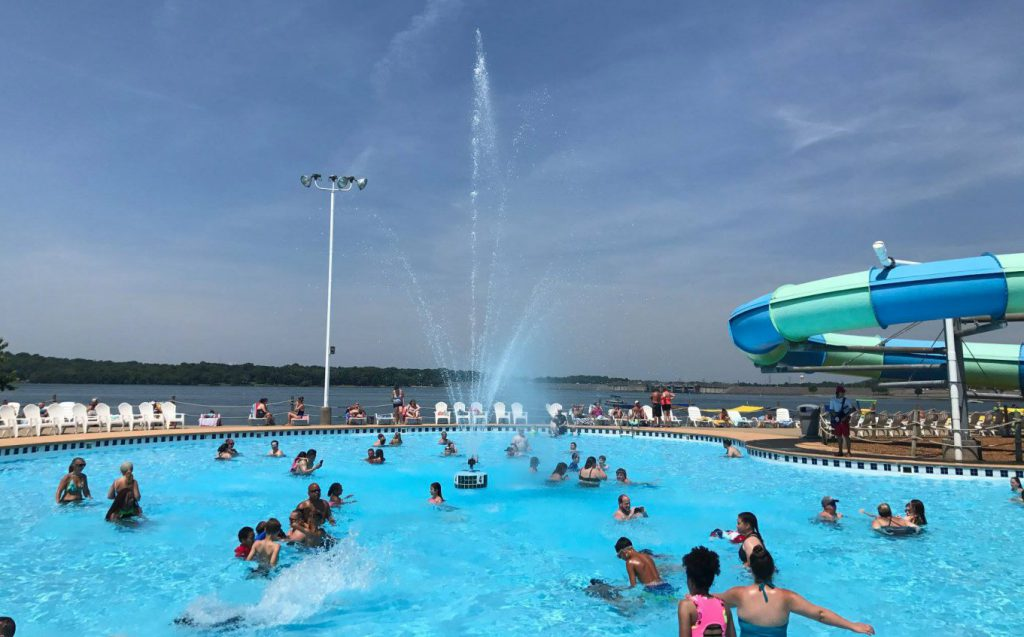 Among the best things to do in Nashville with kids is going to Nashville Shores