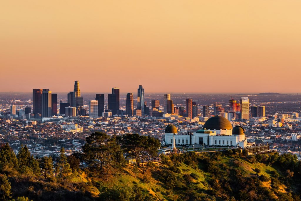Go on a tour of Los Angeles during your 2 days in the city.