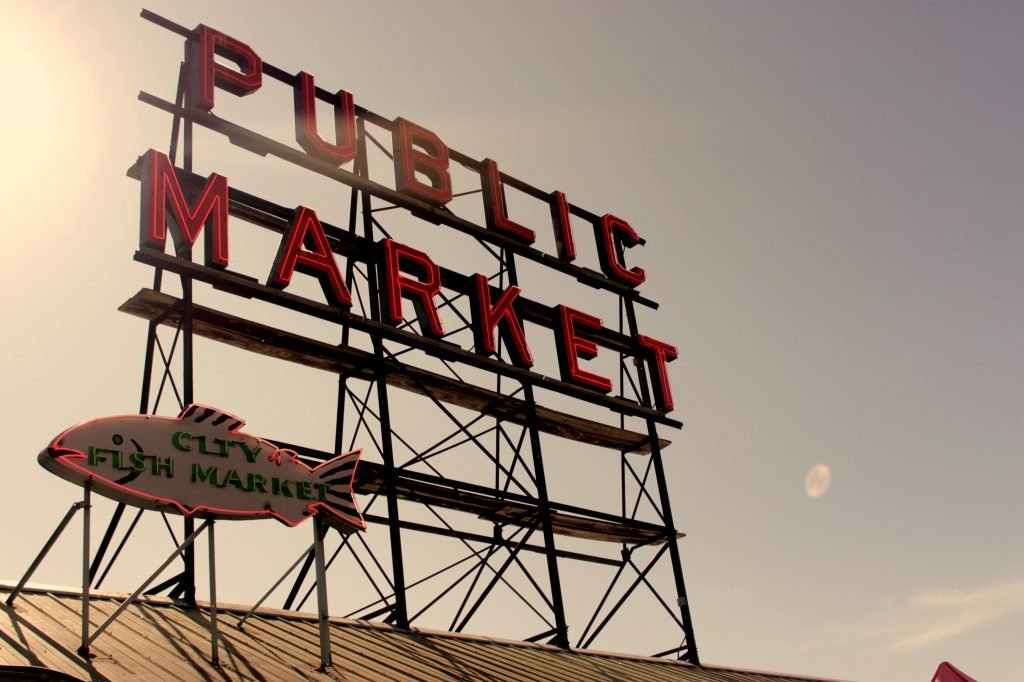 You have to experience Pike Place Market when in Seattle