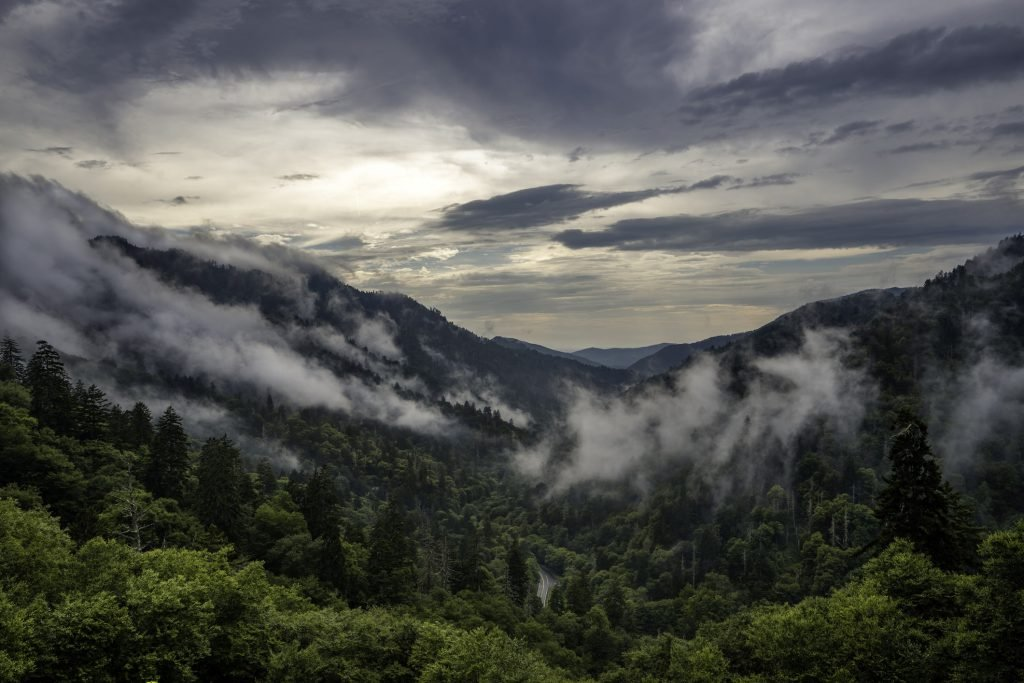 Hiking is one of the top cheap things to do in Pigeon Forge