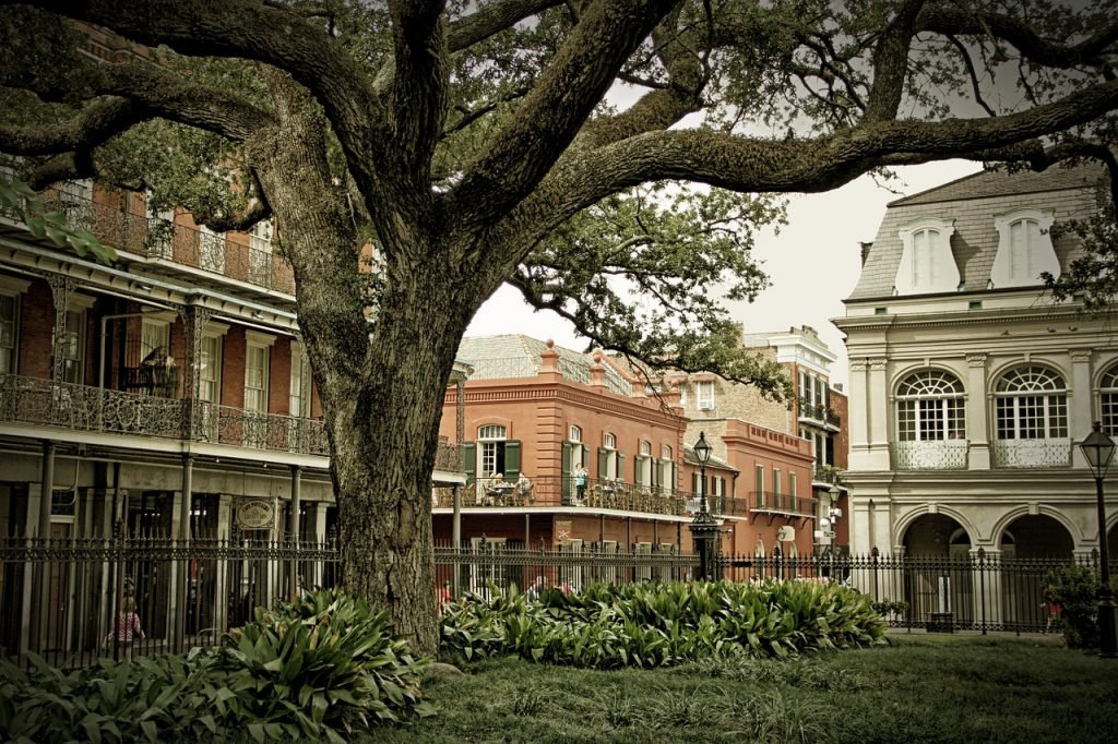 The French Quarter is among the most haunted places in America