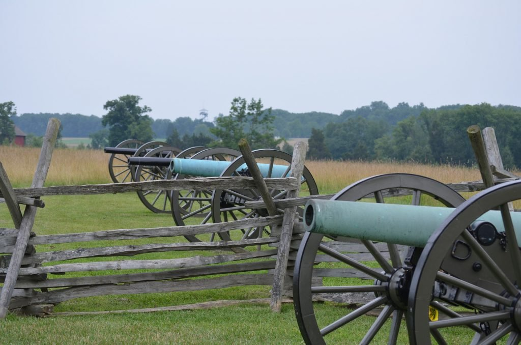 Will you see a ghost in Gettysburg?