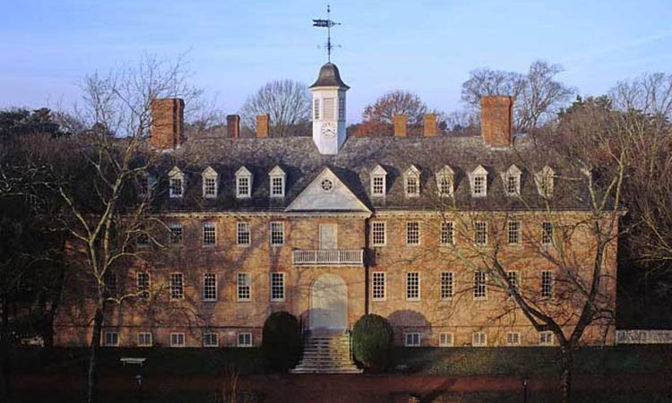 Williamsburg is one of the most haunted places in America