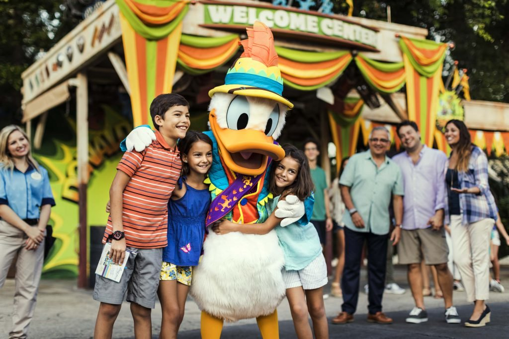 Add a character meet to your Disney World bucket list