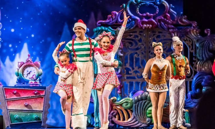 Christmas Shows in the Smoky Mountains