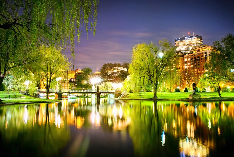 Things to Do in Boston at Night